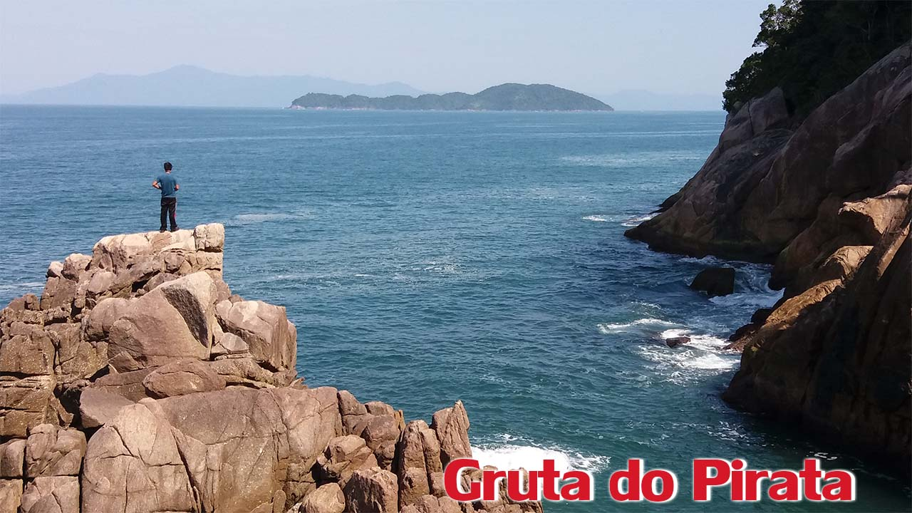 Gruta do Pirata 2
