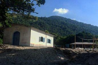 Igreja Quilombola - Caçandoca